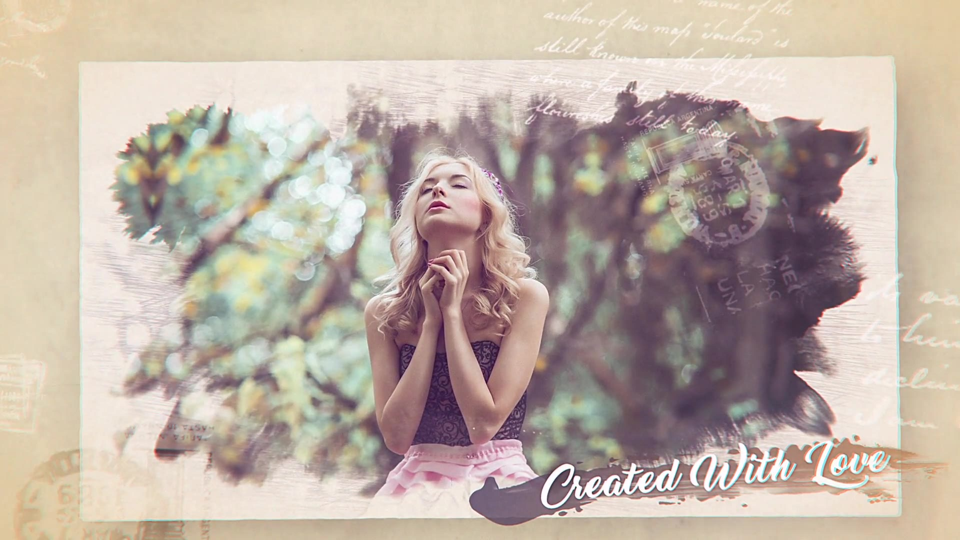 Watercolor Ink Memories - Download Videohive 20690338