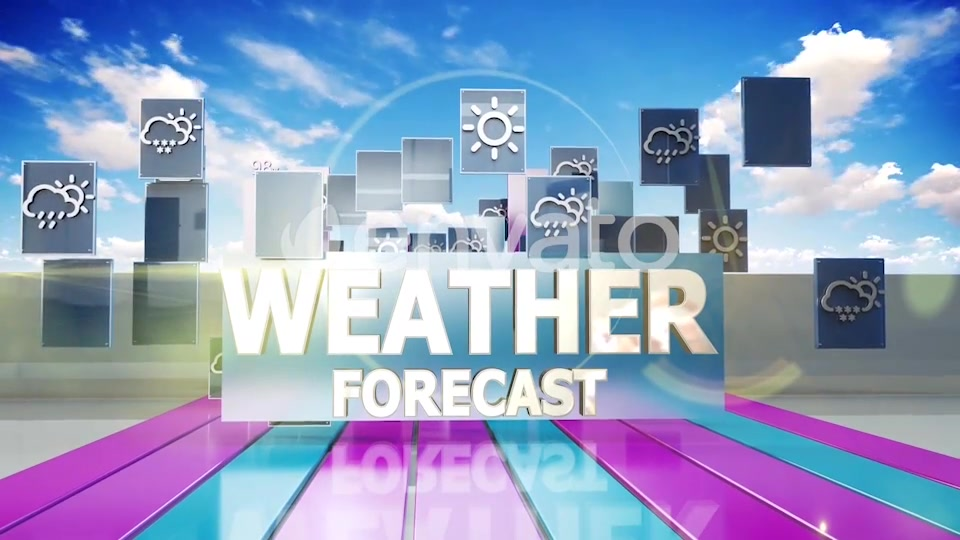 Weather forecast Videohive 23727885 After Effects Image 13