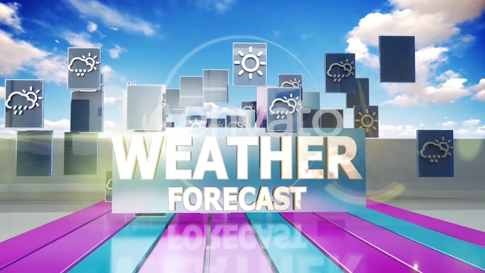 Weather forecast Videohive 23727885 After Effects Image 2