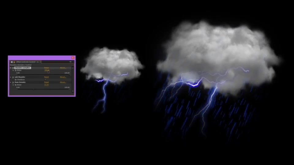 Weather Icons Videohive 21667835 After Effects Image 7