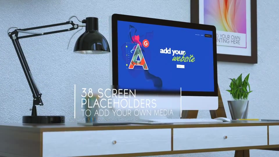 Website and App Promo - Download Videohive 20789107