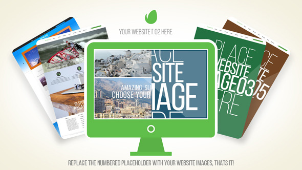 Website Presentation - Download Videohive 11445963