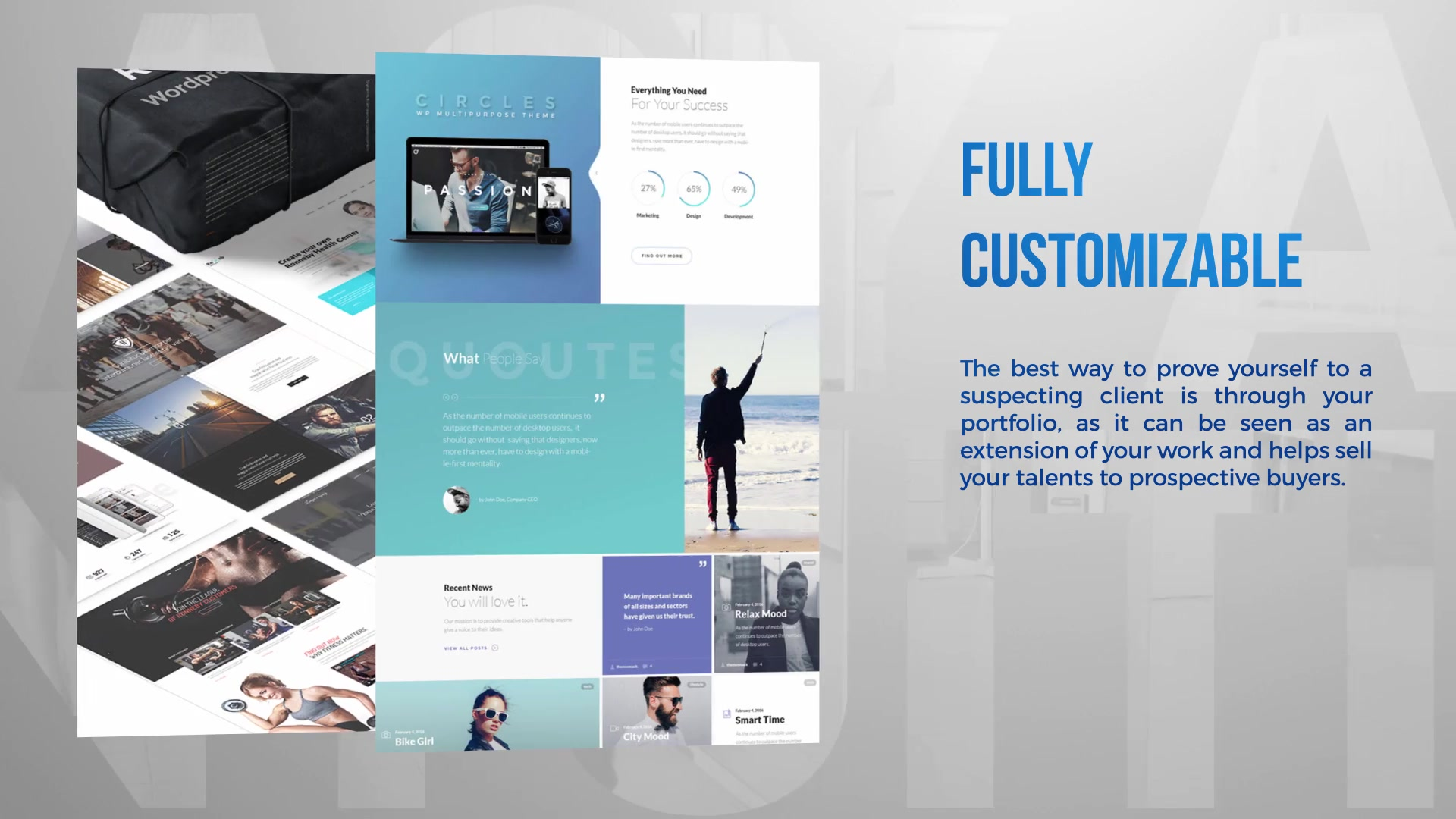Website Presentation - Download Videohive 21050362