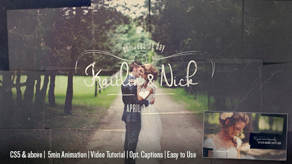Wedding & Memory Collage - Download Videohive 11211577
