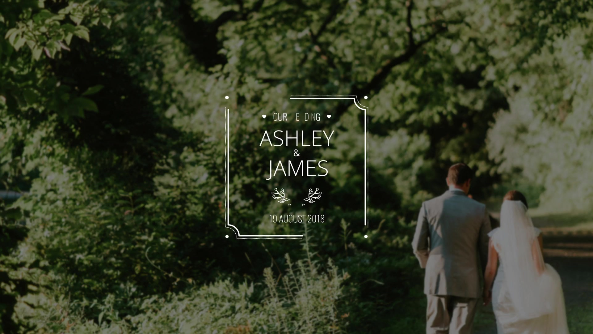 Wedding Names - Download Videohive 20019951