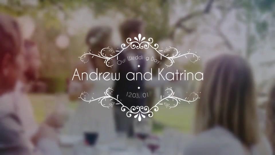 Wedding Title V 2 - Download Videohive 21888276