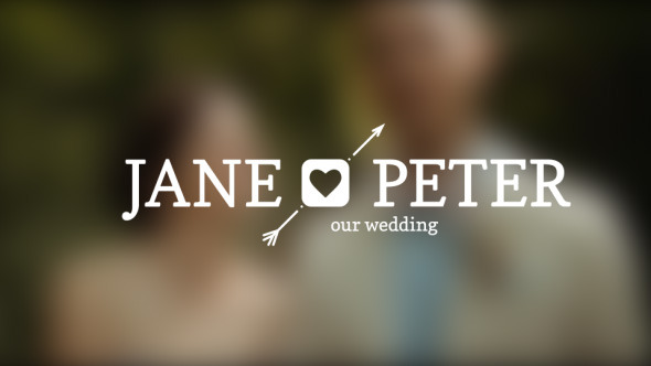 Wedding Titles - Download Videohive 11804990