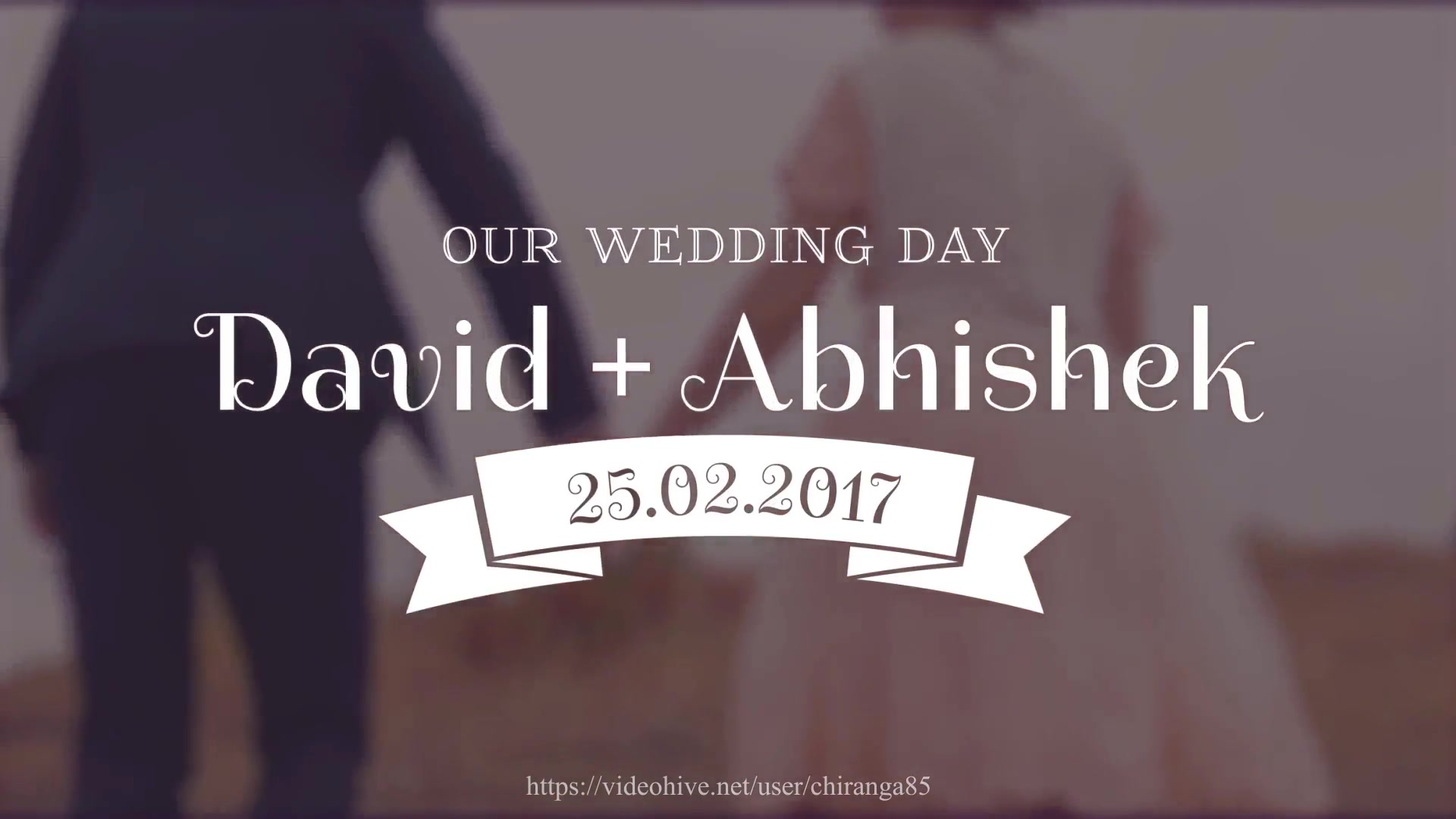 Wedding Titles - Download Videohive 19864773