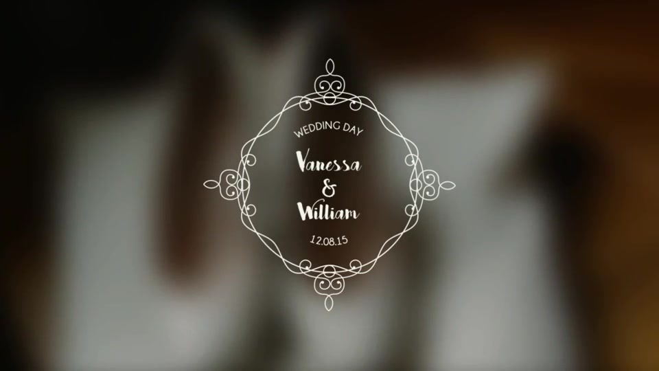 Wedding Titles Videohive 13857407 After Effects Image 7