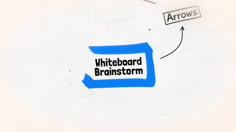 Whiteboard Brainstorm - Download Videohive 18518737