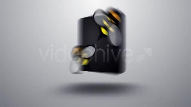 Wiggly rotation logo opener Videohive 2798674 After Effects Image 10