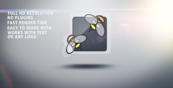 Wiggly rotation logo opener - 2798674 Download Videohive