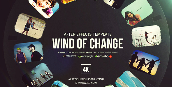Wind Of Change - Download Videohive 11445106