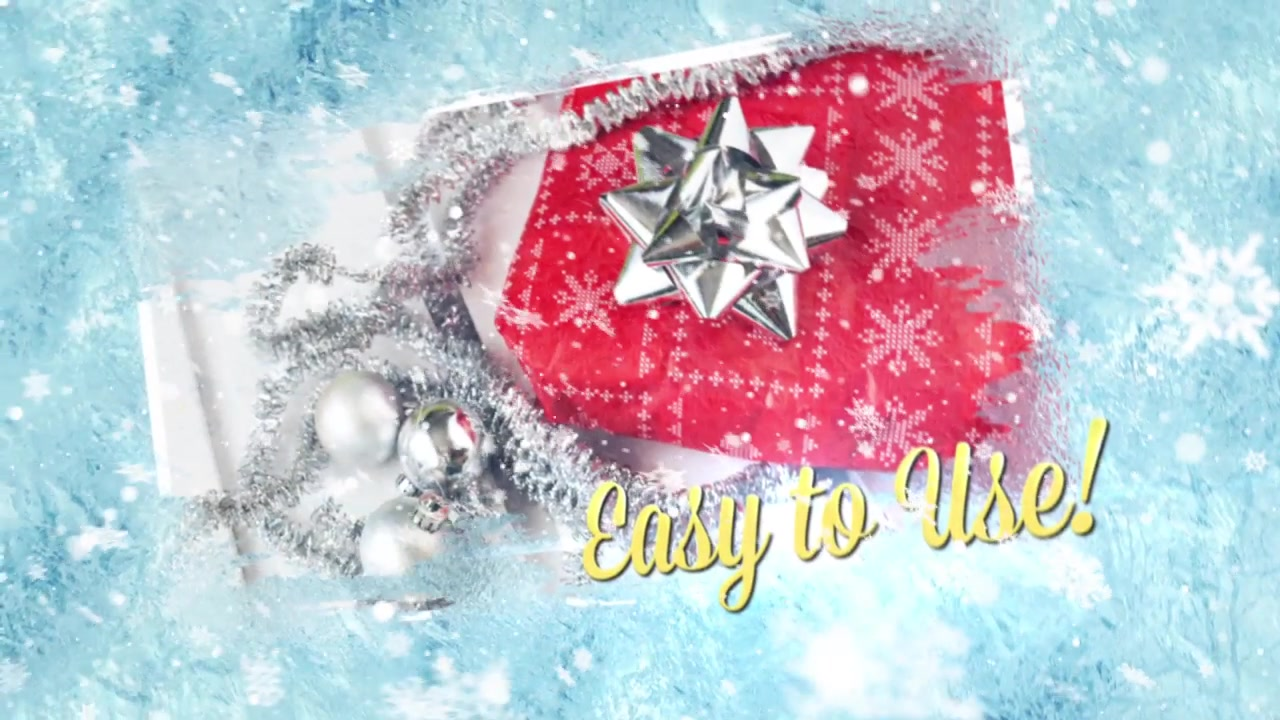 Winter Holidays Slideshow - Download Videohive 13960136