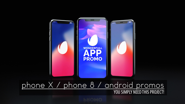 Wonderful App Promo - Download Videohive 21929113