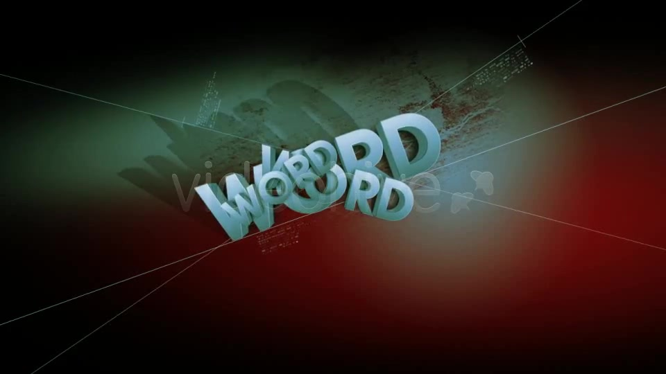 Word to Word - Download Videohive 2026499