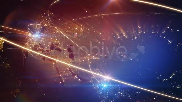 World Map Animation - Download Videohive 3426970