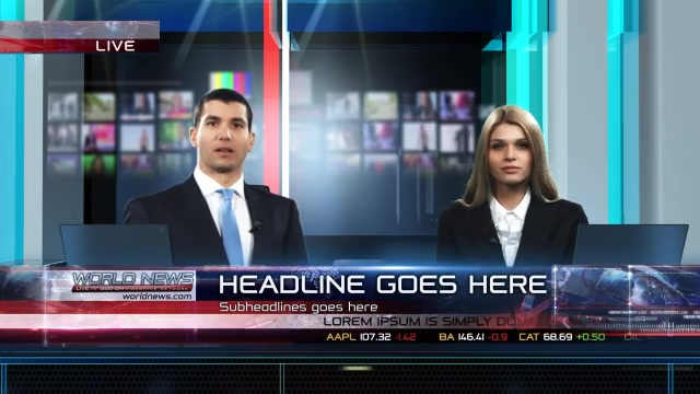 World News Broadcast Pack V.2 - Download Videohive 14438255