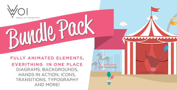 World Of Inspiration Bundle Pack - Download Videohive 17279458