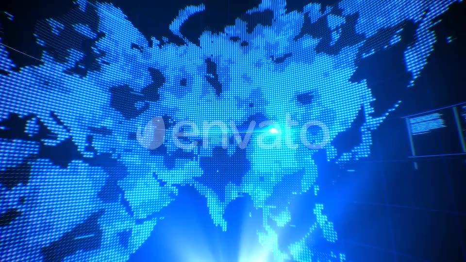 World Screen Background - Download Videohive 22740414