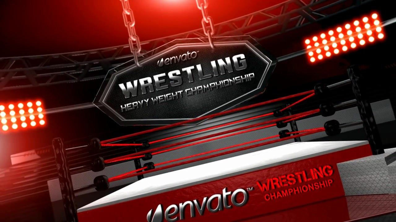 Wrestling Heavy Weight Champhionship - Download Videohive 6784456