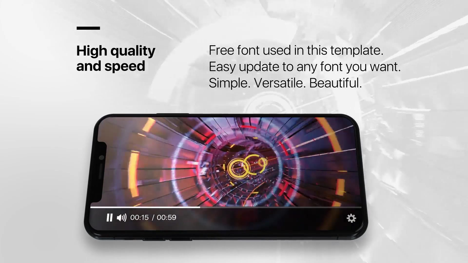 X Phone App | Presentation - Download Videohive 20744881