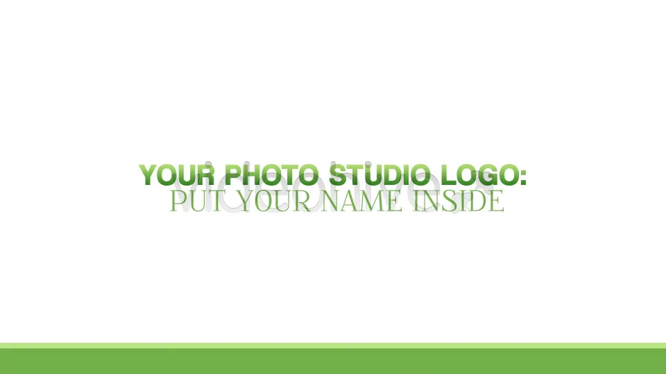 Your Photo Studio Logo - Download Videohive 2683347