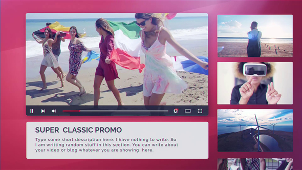 Youtube Promo - Download Videohive 21923852