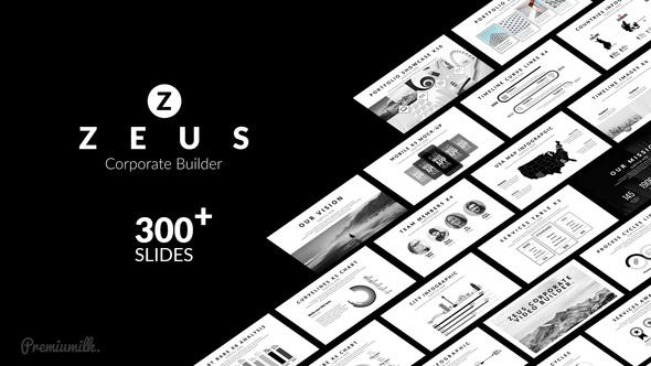 Zeus Corporate Builder - Download Videohive 21794132