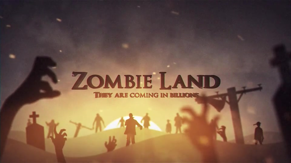 Zombie Land - Download Videohive 21041985