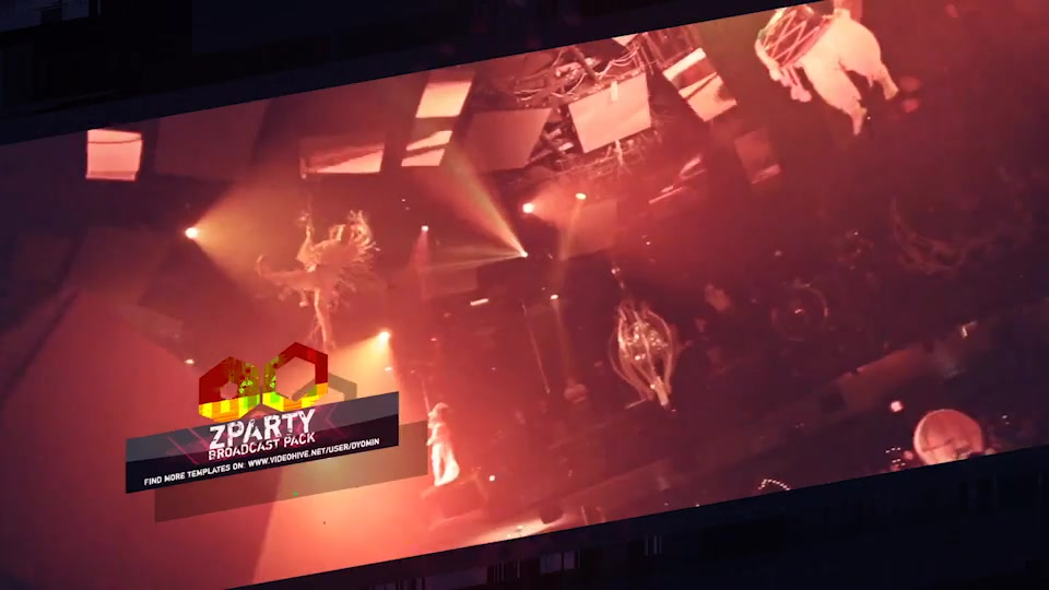 zParty (Broadcast Pack) - Download Videohive 20154129