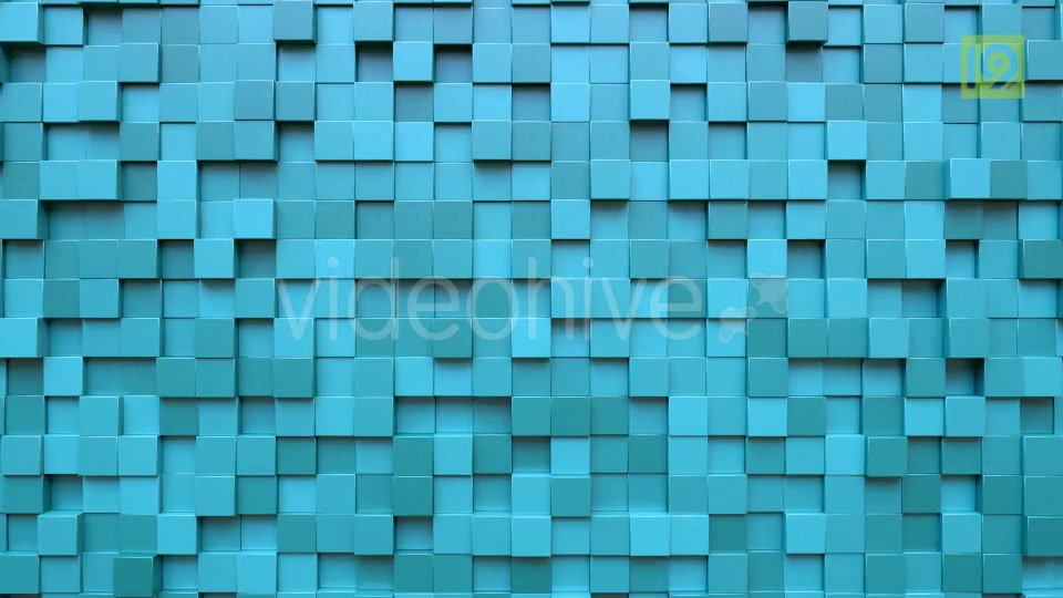 3d Cube Blocks Backgrounds 15 Videohive 19753363 Motion Graphics Image 4