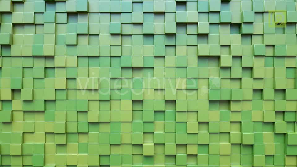 3d Cube Blocks Backgrounds 17 Videohive 19753452 Motion Graphics Image 1