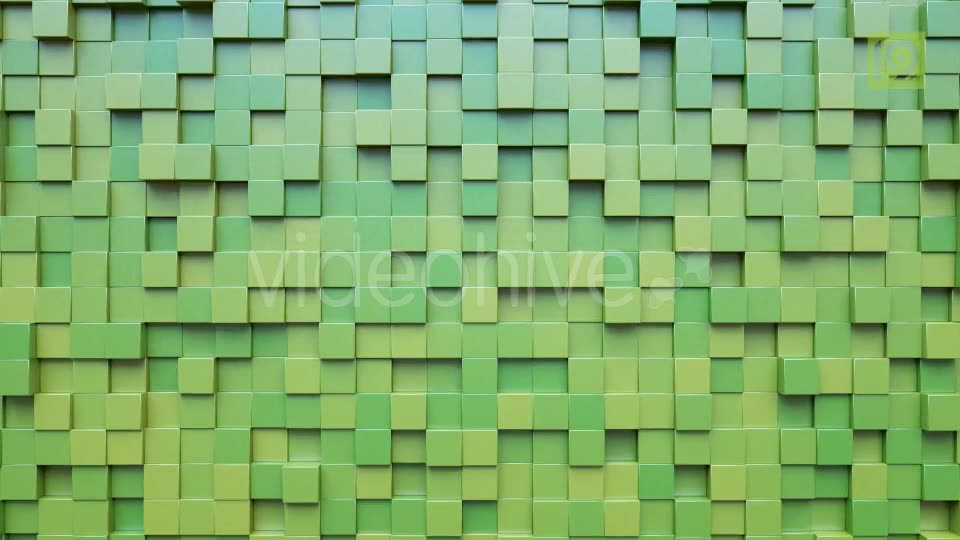 3d Cube Blocks Backgrounds 17 Videohive 19753452 Motion Graphics Image 2