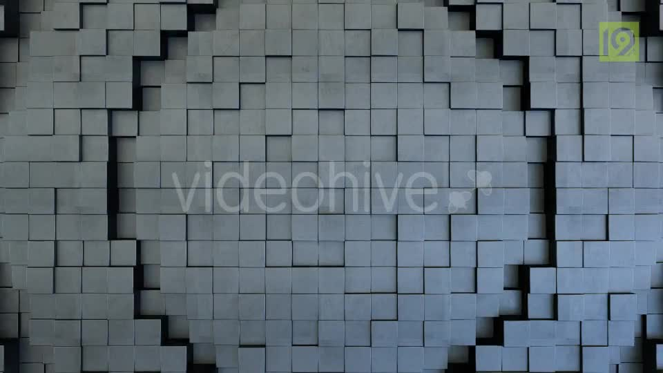3d Cube Blocks Backgrounds 4 Videohive 19751474 Motion Graphics Image 1