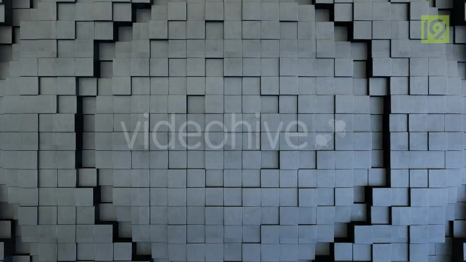 3d Cube Blocks Backgrounds 4 Videohive 19751474 Motion Graphics Image 2