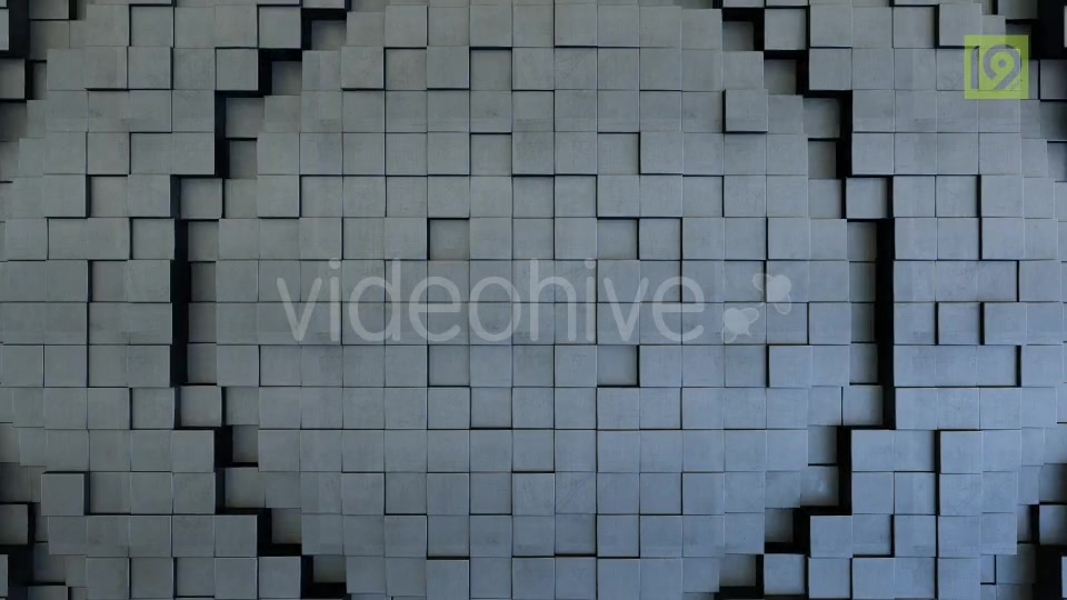 3d Cube Blocks Backgrounds 4 Videohive 19751474 Motion Graphics Image 3