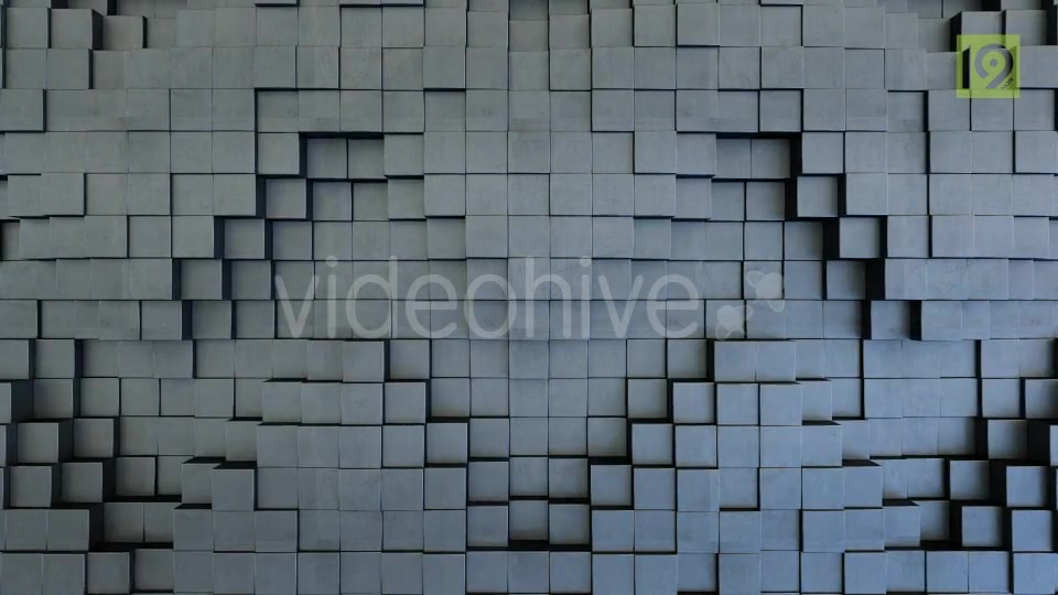 3d Cube Blocks Backgrounds 5 Videohive 19751519 Motion Graphics Image 4
