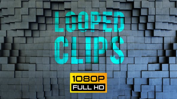 3d Cube Blocks Backgrounds 5 - 19751519 Download Videohive