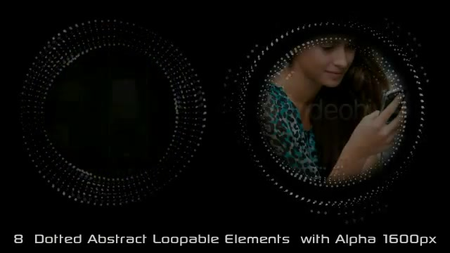 Abstract Dotted Elements 01 Videohive 6649736 Motion Graphics Image 3