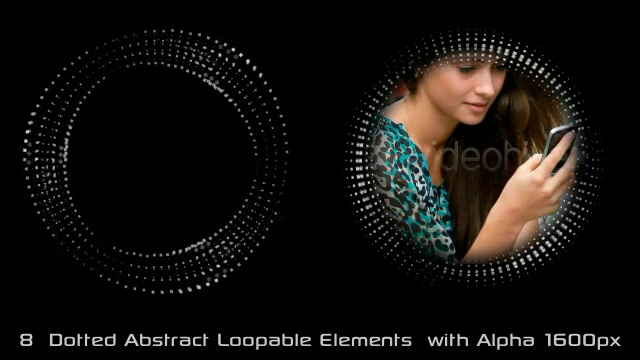 Abstract Dotted Elements 01 Videohive 6649736 Motion Graphics Image 5