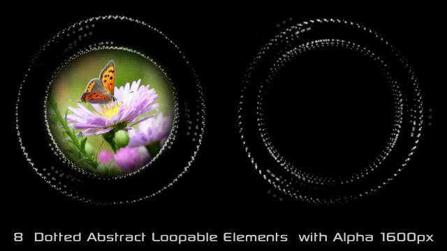 Abstract Dotted Elements 01 Videohive 6649736 Motion Graphics Image 6