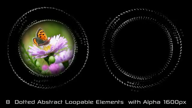 Abstract Dotted Elements 01 Videohive 6649736 Motion Graphics Image 7