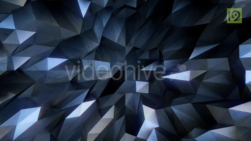 Animated Triangle Background Looped 1 Videohive 19747833 Motion Graphics Image 2