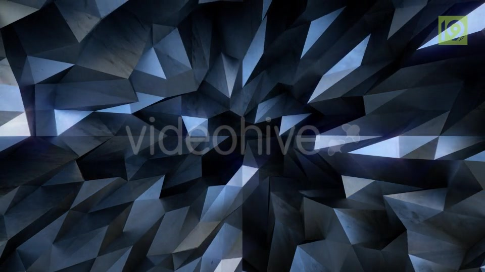 Animated Triangle Background Looped 1 Videohive 19747833 Motion Graphics Image 4