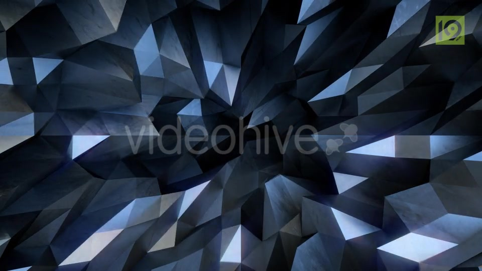 Animated Triangle Background Looped 1 Videohive 19747833 Motion Graphics Image 5