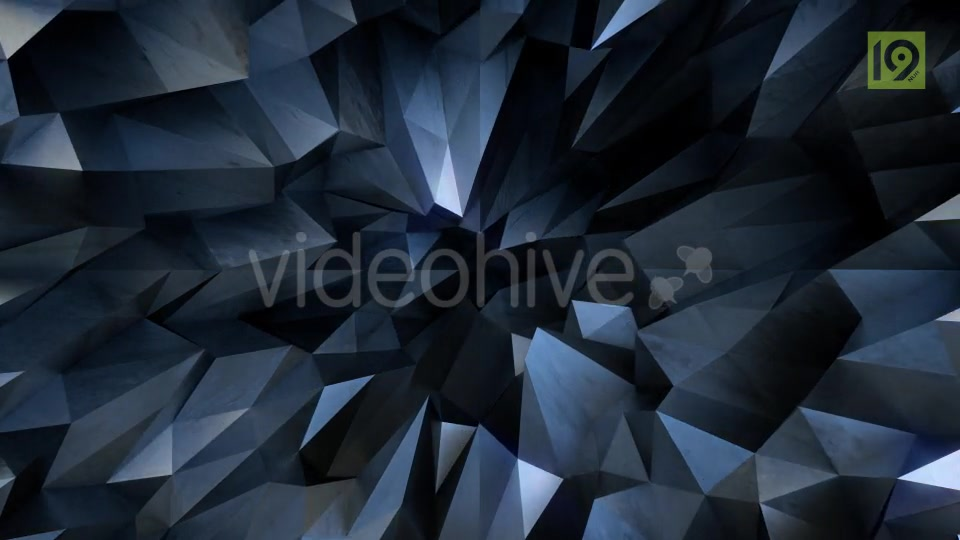 Animated Triangle Background Looped 1 Videohive 19747833 Motion Graphics Image 6