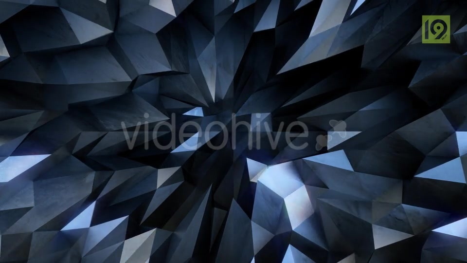 Animated Triangle Background Looped 1 Videohive 19747833 Motion Graphics Image 7
