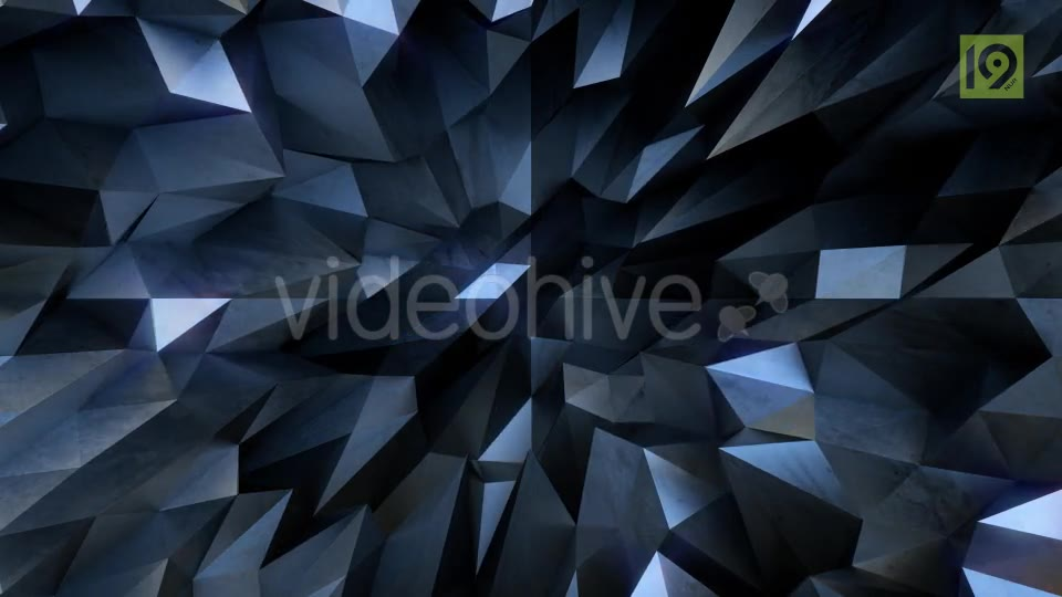 Animated Triangle Background Looped 1 Videohive 19747833 Motion Graphics Image 8