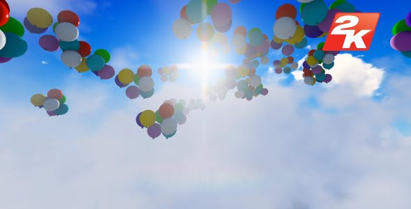 Balloons - Download Videohive 19831275